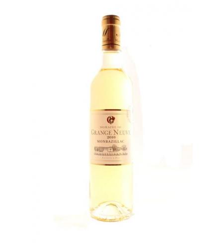 Domaine-de-Grange-Neuve-Monbazillac-France-2009-half-bottle