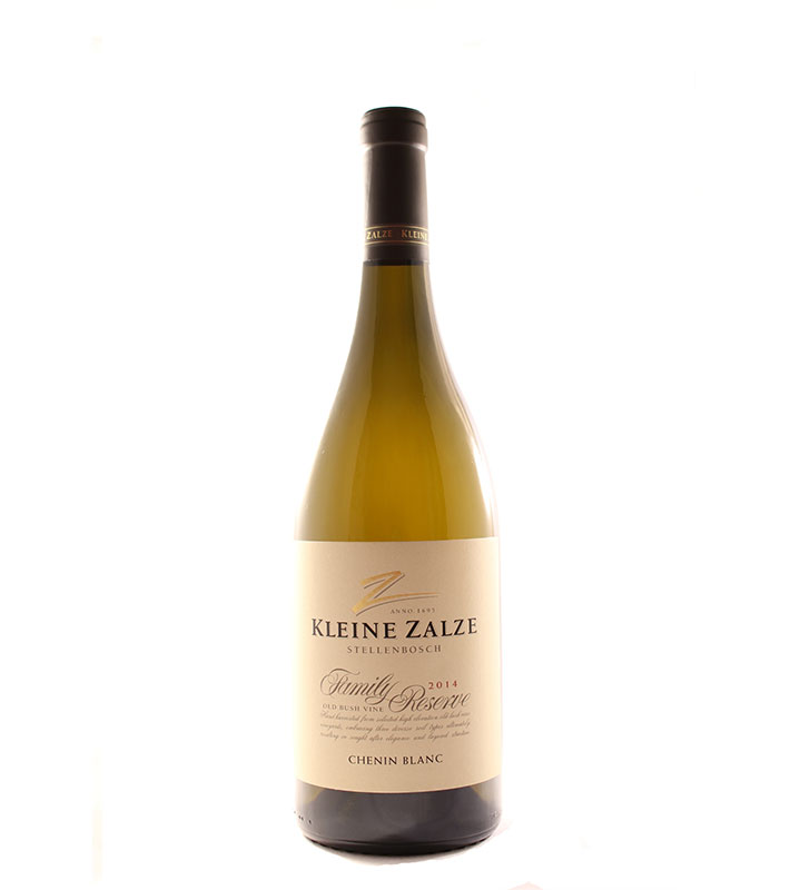 Kleine zalze family reserve chenin blanc stellenbosch for Jardin wine south africa
