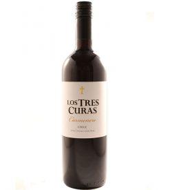 Los-Tres-Curas-Carmenere-Chile-2014