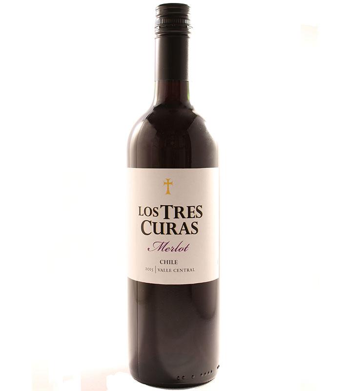 Los-Tres-Curas-Merlot