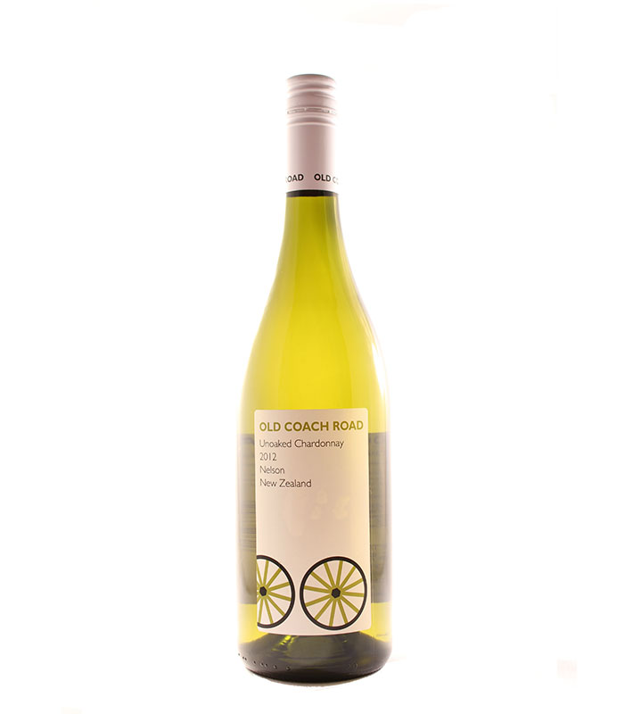 Old-Coach-Road-Unoaked-Chardonnay-Nelson-New-Zealand-2012