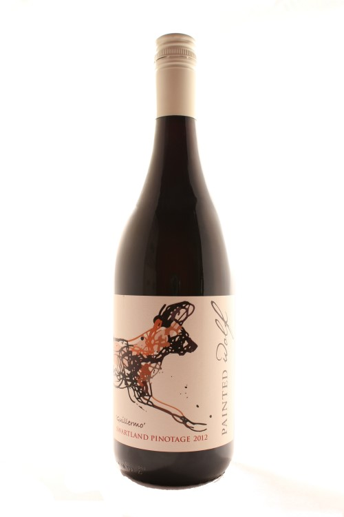 Painted-Wolf-Guillermo-Pinotage-Swartland-South-Africa-2012
