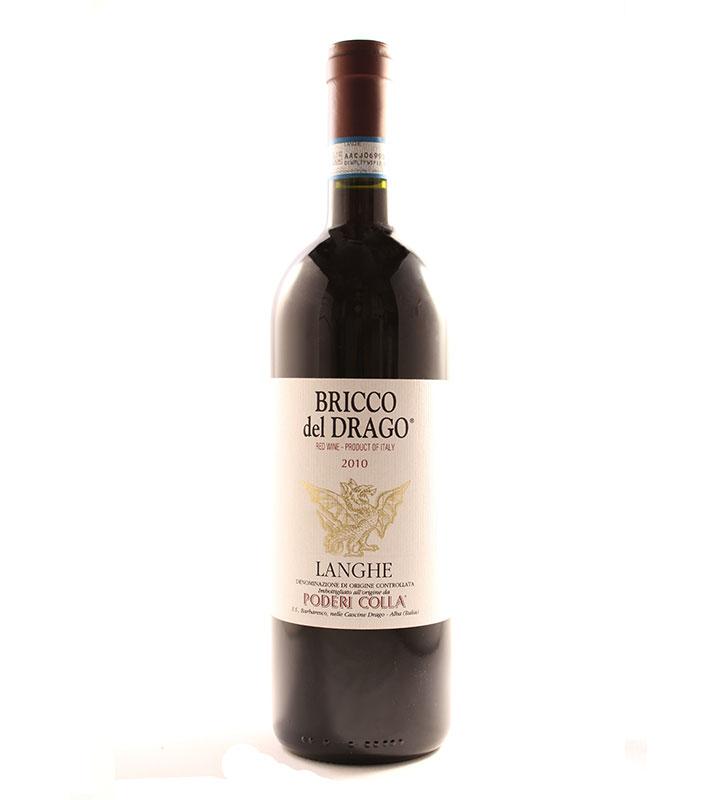 Poderi-Colla-Bricco-del-Drago-Langhe-Rosso-Piemonte-Italy-2010