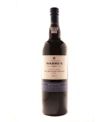 Warres-LBV-2003