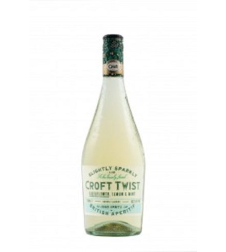 Croft Twist Elderflower Lemon & Mint