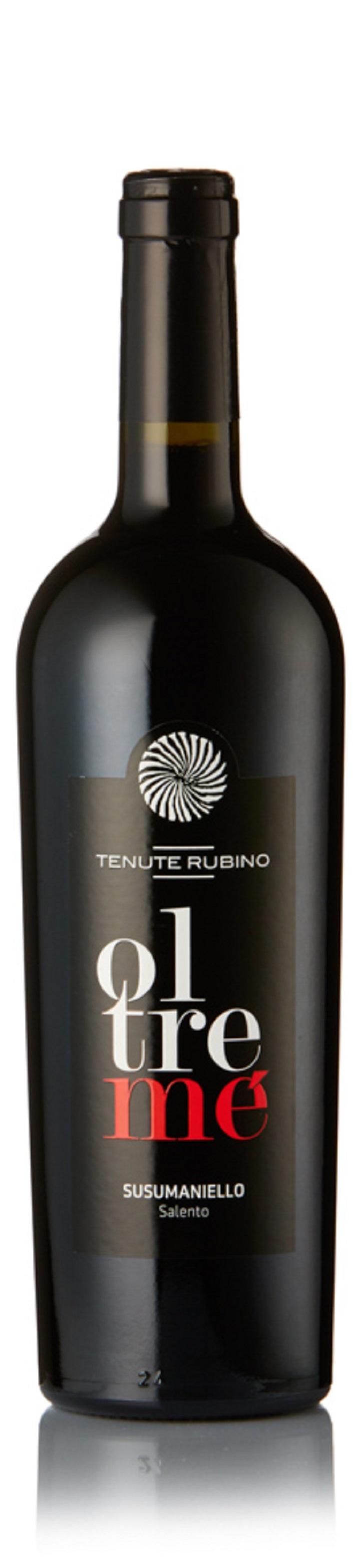 Tenute Rubino, 'Oltreme', Salento Rosso, IGT, Puglia, Italy