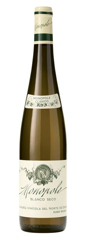 CUNE Monopole Clasico Blanco Rioja