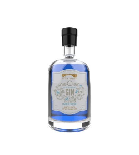 Black Bridge Limited Edition Blue Gin