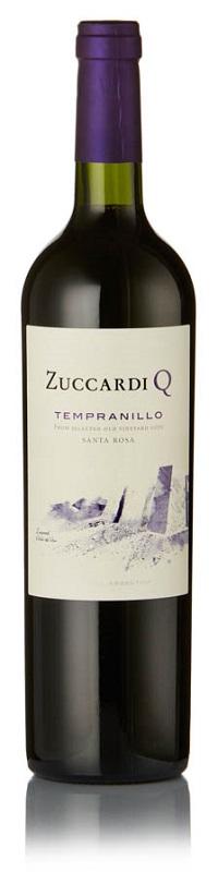 Zuccardi Q Tempranillo, Santa Rosa, Mendoza, Argentina